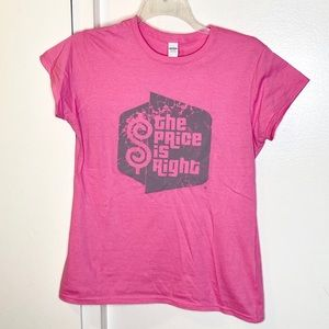 The Price is Right Pink Tshirt L XL